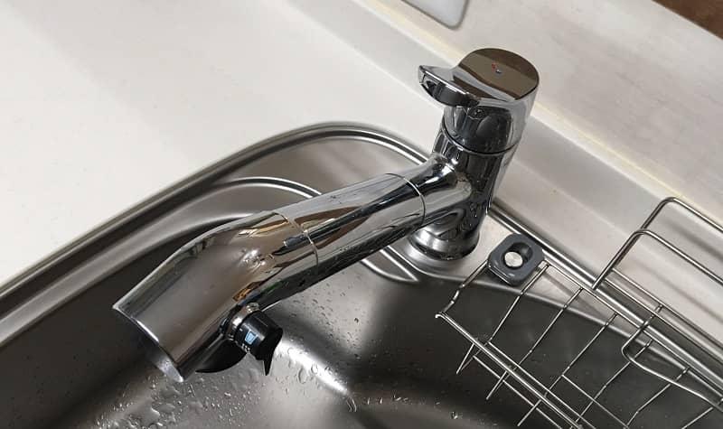 キッチン水栓全体
