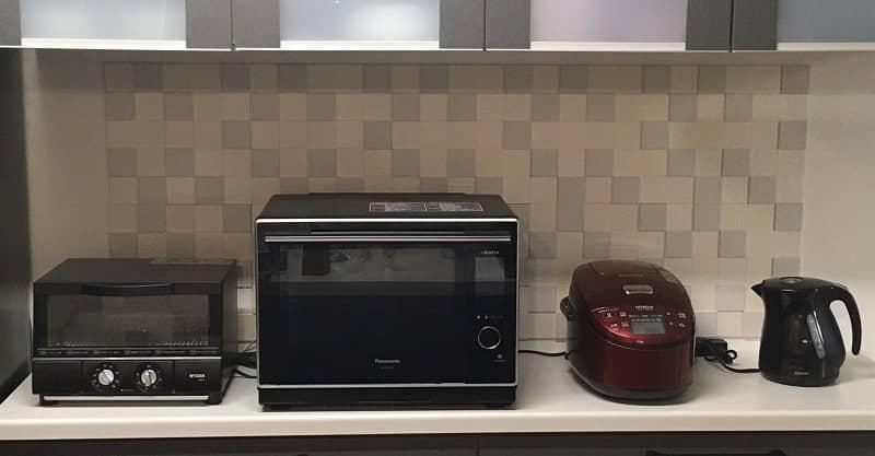 キッチンのエコカラット
