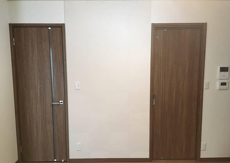 扉横のエコカラット